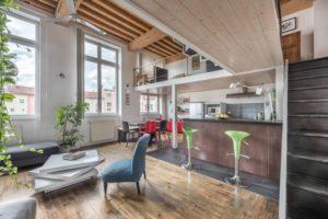 Appartement Canuts à Lyon 4ème