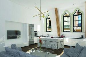 Appartement Projet Lyon 2ème