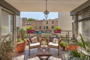 Appartement avec terrasse  à Lyon 4ème