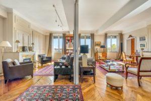 Appartement duplex quai du Rhône à Lyon 2ème