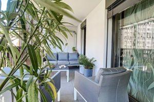 Appartement terrasse  à Lyon 4ème