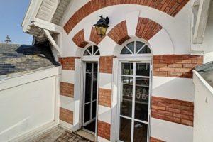 Appartement terrasse dans une maison à Caluire