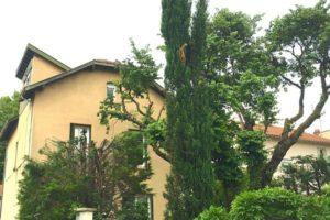 Maison avec jardin à Lyon 4ème